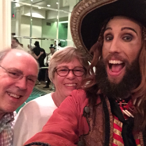 Selfies With Pirates
